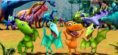 آخرین دایناسورها