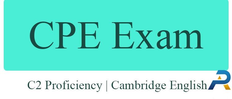 آزمون CPE