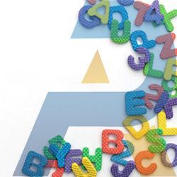 رابطه اعداد و حروف انگلیسی