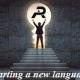 شروع یک زبان جدید